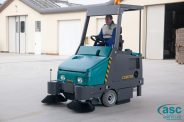nav ASC Eureka M6 Sweeper with man 1