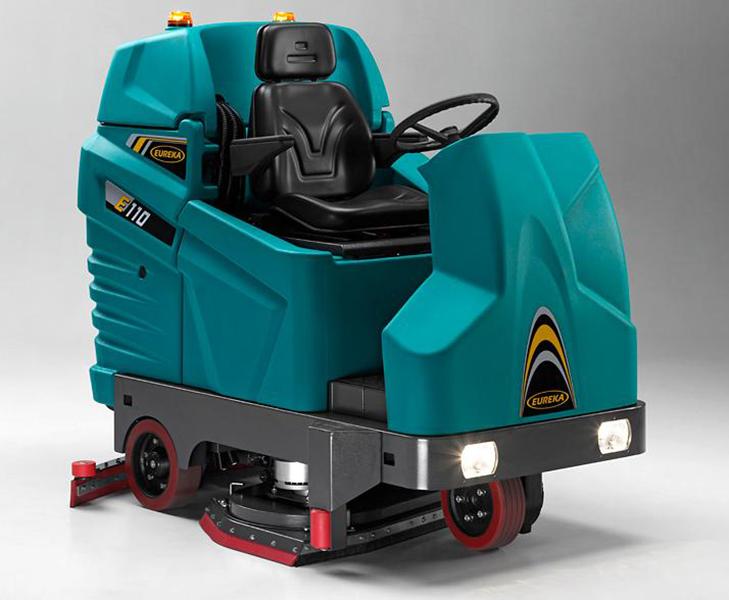 ASC Eureka E110 scrubber 1