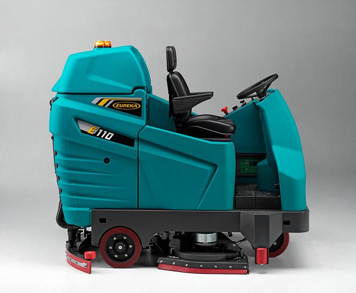 ASC Eureka E110 scrubber 7