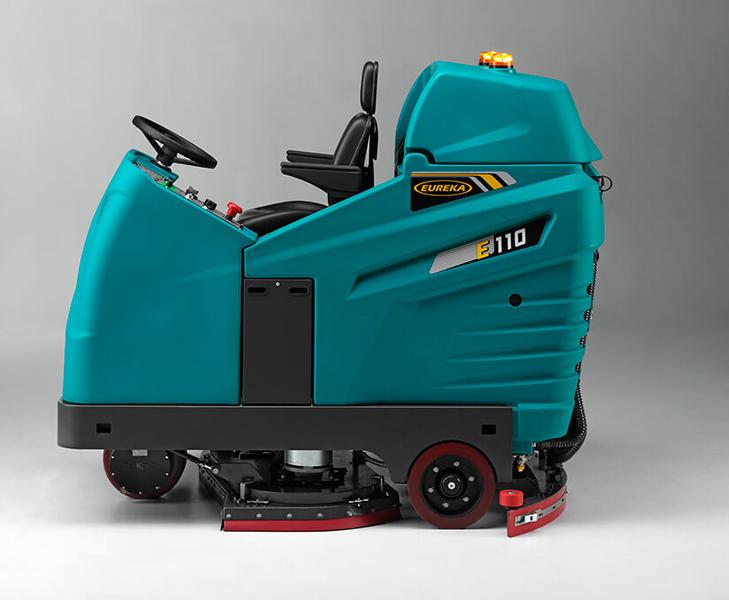 ASC Eureka E110 scrubber 5