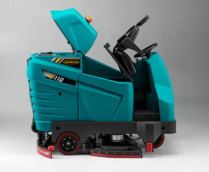 ASC Eureka E110 scrubber 3