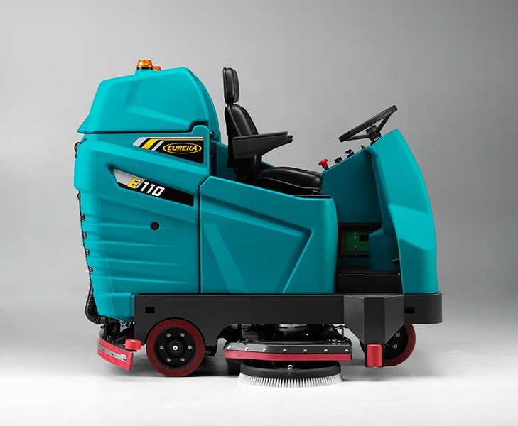ASC Eureka E110 scrubber 8