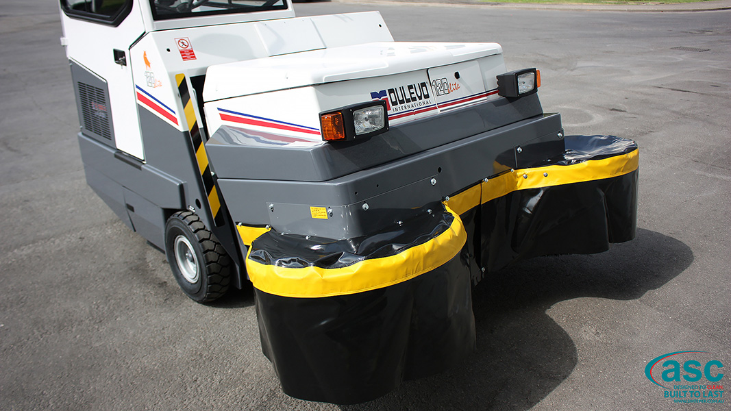 ASC DULEVO 120 Sweeper 4