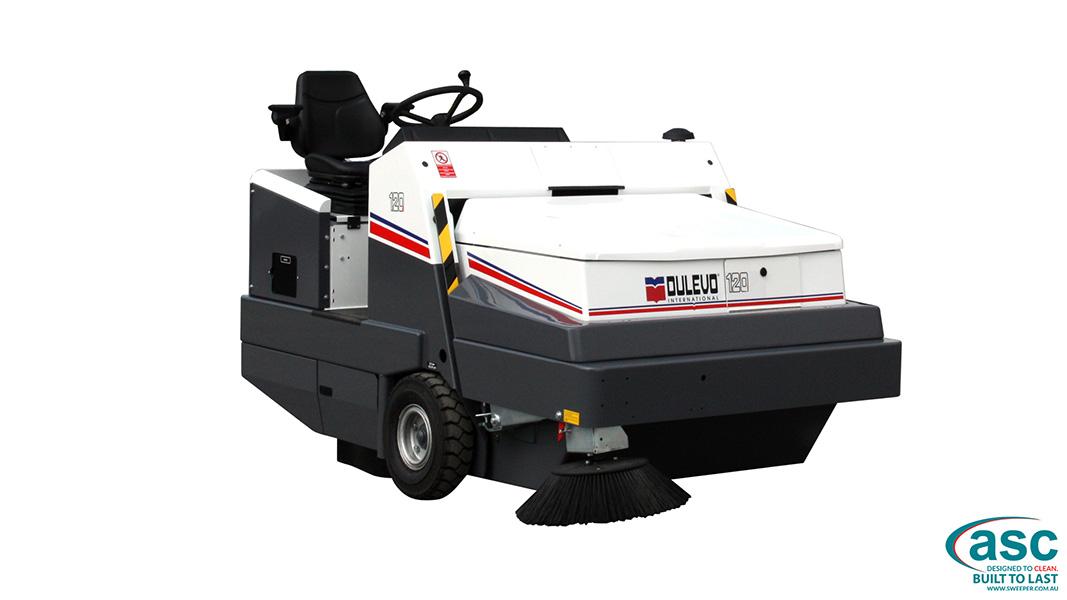 ASC DULEVO 120 Sweeper 1