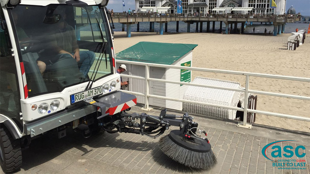 ASC DULEVO 3000 sweeper 1