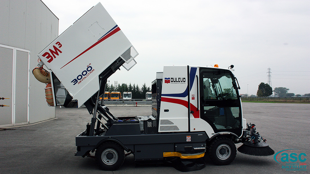 ASC DULEVO 3000 sweeper 5