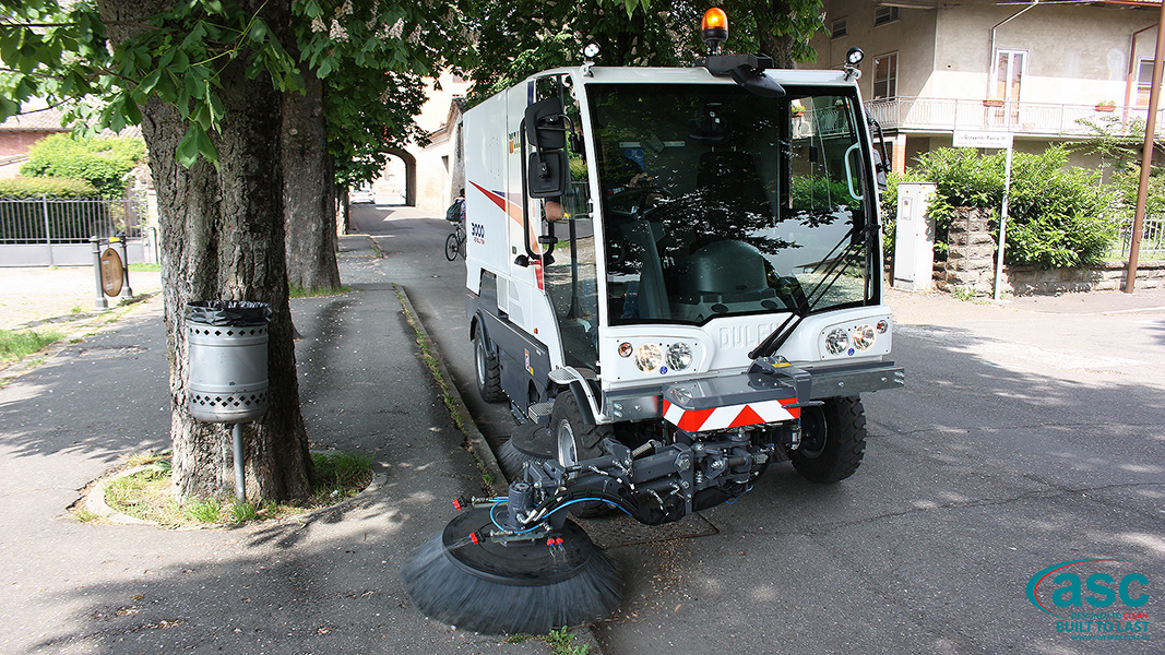 ASC DULEVO 3000 sweeper 8