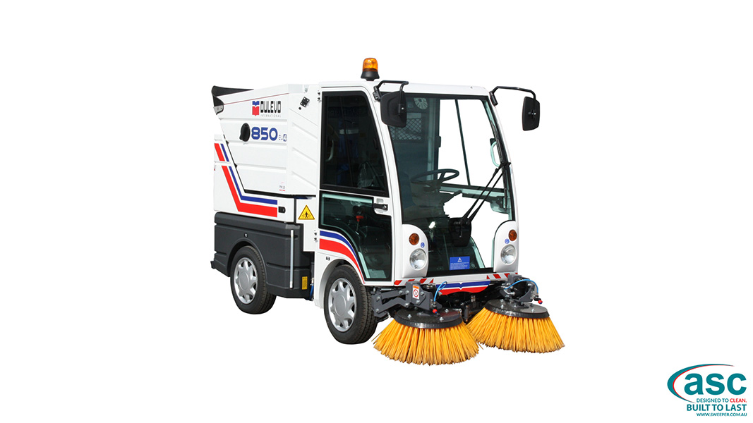 ASC DULEVO 850 sweeper 5