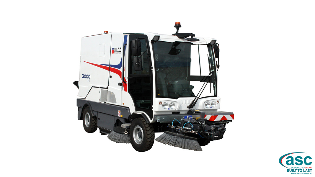 ASC DULEVO 3000 sweeper 10