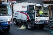 nav ASC Dulevo 6000 sweeper with man 2