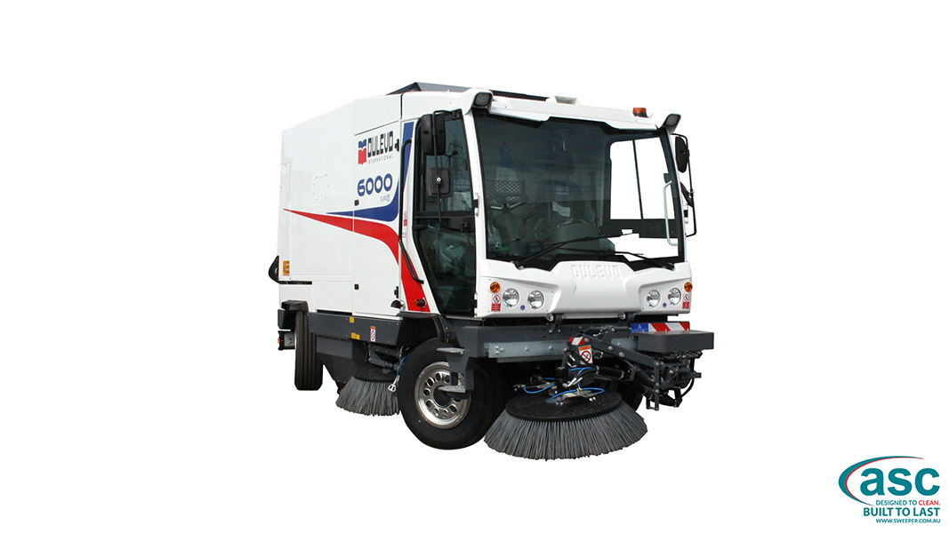 ASC Dulevo 6000 sweeper 1