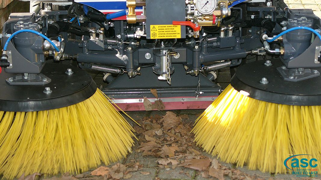 ASC DULEVO 850 sweeper brush 1
