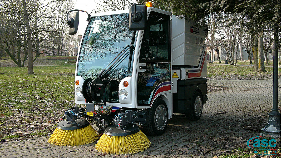 ASC DULEVO 850 sweeper 2