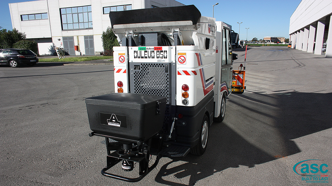 ASC DULEVO 850 sweeper 3