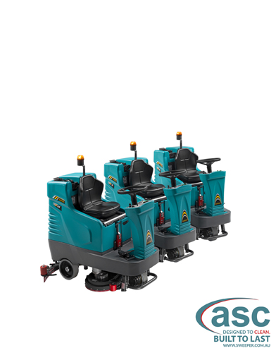 ASC Eureka E75 scrubber 2