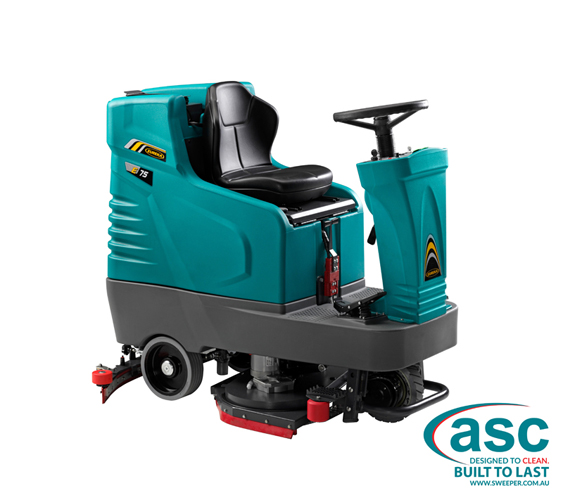 ASC Eureka E75 scrubber 4