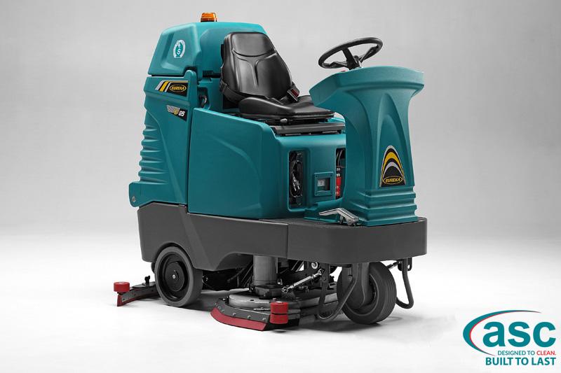 ASC Eureka E85 scrubber 1