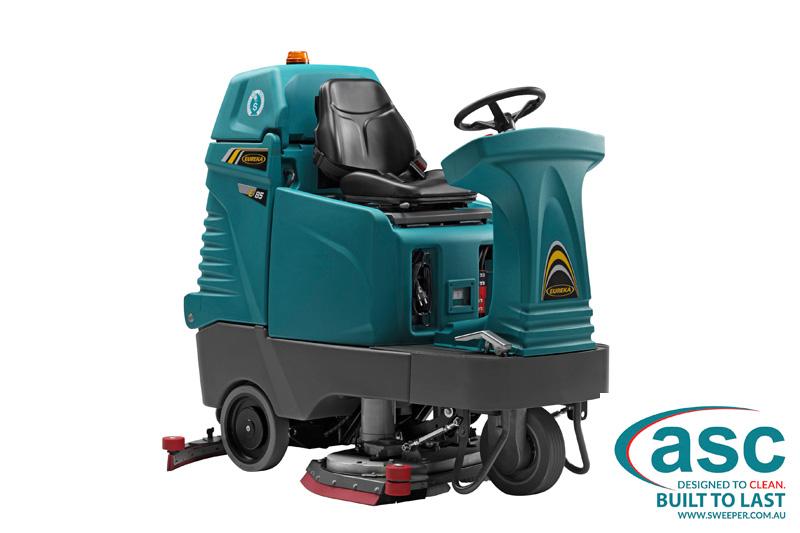 ASC Eureka E85 scrubber 2
