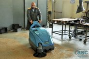 nav ASC Eureka M1 sweeper with man 4