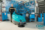 nav ASC Eureka M1 sweeper with man 1