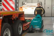nav ASC Eureka M1 sweeper with man 7