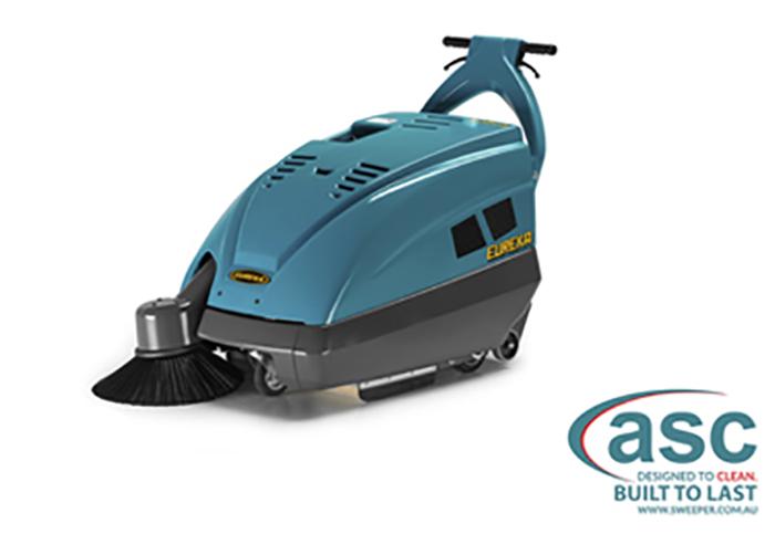 ASC Eureka M1 sweeper 1