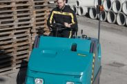 nav ASC Eureka M6 Sweeper with man 10