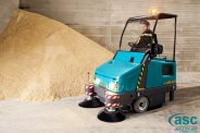 nav ASC Eureka M6 Sweeper with man 13