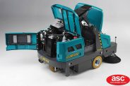 nav ASC Eureka M6 Sweeper with man 9