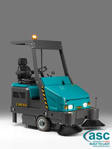 ASC Eureka M6 Sweeper 2