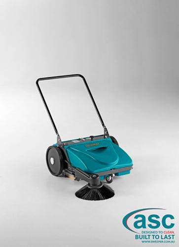 ASC Mep Eureka sweeper 2