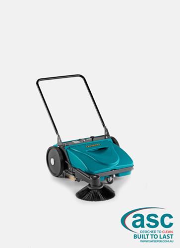 ASC Mep Eureka sweeper 5