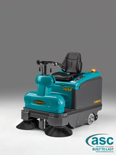ASC Eureka M2 sweeper 2