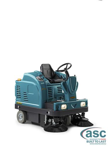 ASC Eureka M5 Sweeper 1