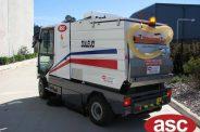 nav ASC Dulevo 200 sweeper 3