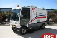 nav ASC Dulevo 200 sweeper with man 2