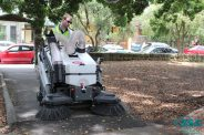 nav ASC 125 Sweeper with man 6