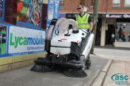 nav ASC 125 Sweeper with man 8