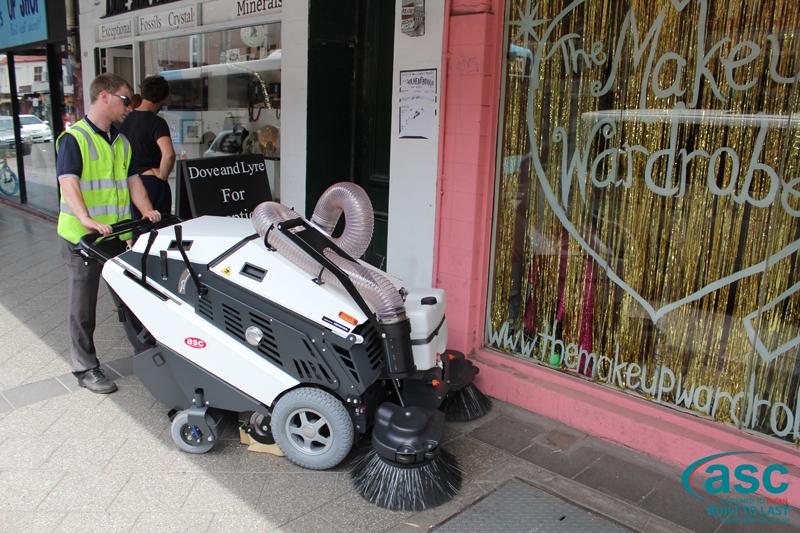 ASC 125 Sweeper 4