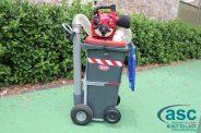 nav ASC BIN VAC 250 Push Sweeper 3