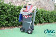 nav ASC BIN VAC 250 Push Sweeper4