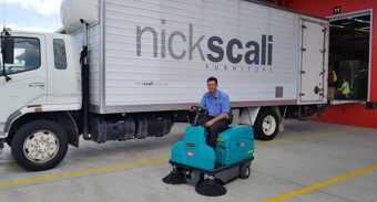 Nick Scali Furniture Trusts ASC for the Cleaning of Their New State Of The Art Sydney Complex