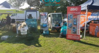 ASC's Range At Penrith's Diesel Dirt And Turf Expo