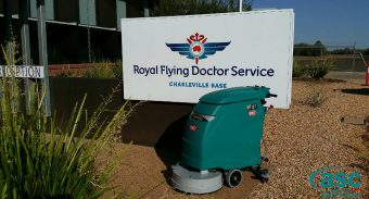 ASC Proudly Becomes Part of RFDS' Hangar Maintenance Operations