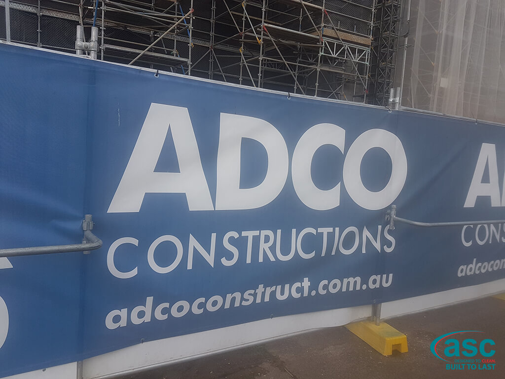 ADCO Construction Poster
