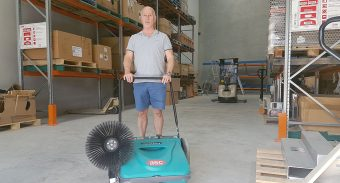 Thermal Ribbons Australia Benefitted in Many Ways with the ASC Eureka MEP Sweeper