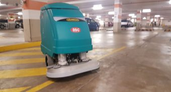 Revesby Worker's Club Buy Another ASC Sweeper for Complex Cleaning