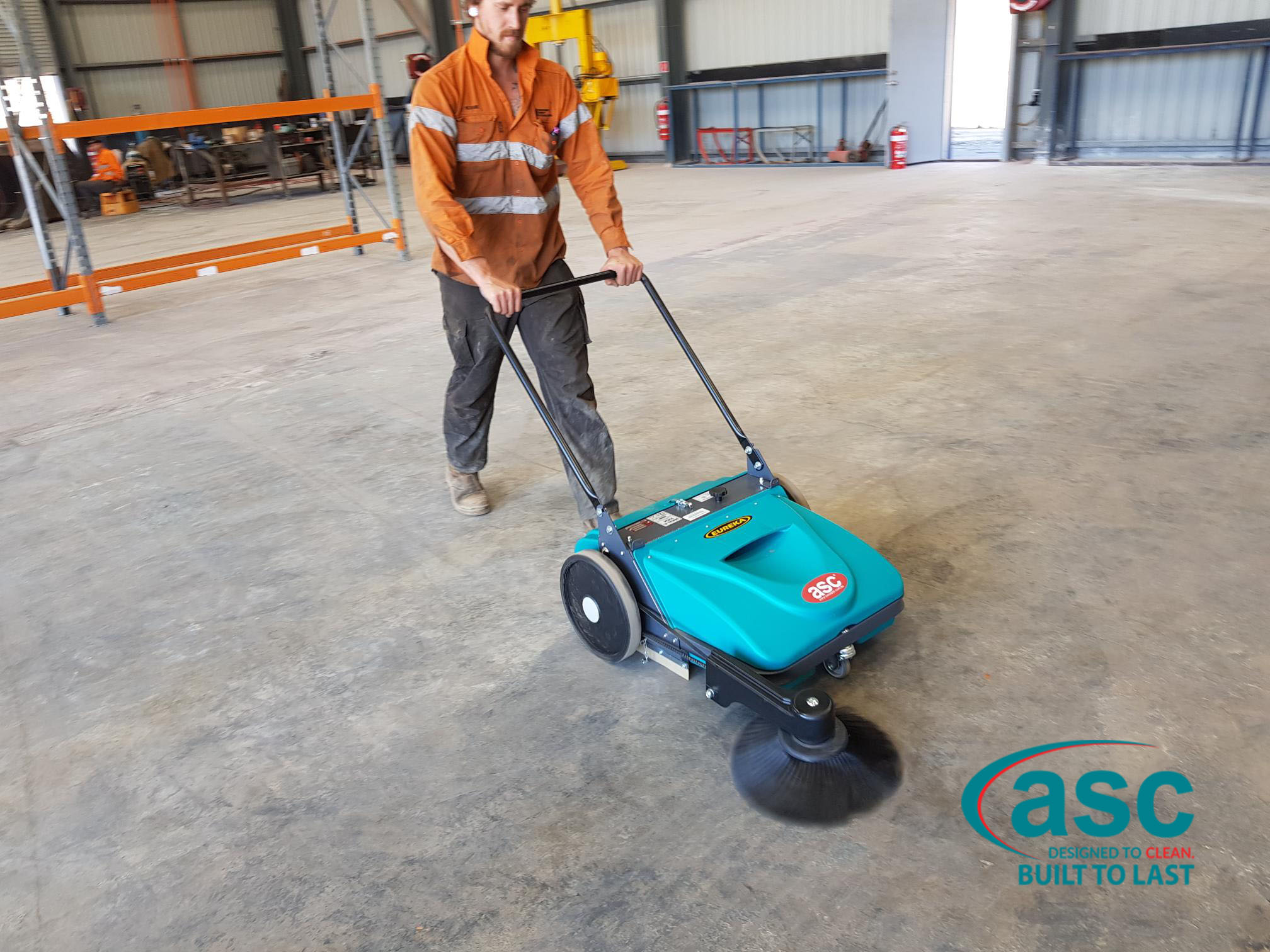 ASC Eureka MEP Sweeper At EDI Facility 6