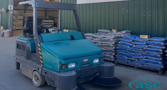 Materials In The Raw Trusted ASC to Make Their Yards Dust Free & Keep Environmental & OHS Policies In Check