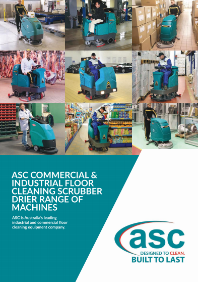 ASC Scrubber Range Catalogue